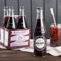 Boylan Bottling Co. 12 oz. Black Cherry Soda   - 24/Case