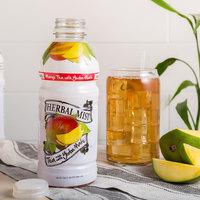 Herbal Mist 20 oz. Sweetened Mango Iced Tea with Yerba Mate   - 12/Case