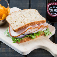 Carolina Turkey Deluxe 9 lb. Oil Brazed Skinless Turkey Breast