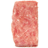 Levan Bros. 20-Count Case of 8 oz. Tender Cut Beef Steak Sandwich Slices - 10 lb.