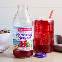 Nantucket Nectars 16 oz. Big Cranberry Cocktail Juice   - 12/Case