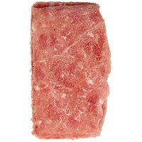 Levan Bros. 32-Count Case of 5 oz. Tender Cut Beef Steak Sandwich Slices - 10 lb.