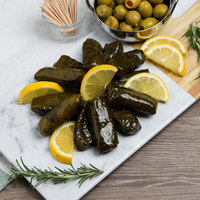 4.4 lb. Stuffed Grape Leaves - 6/Case