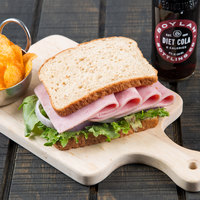 Kunzler 11 Ib. Shankless Skinless Cooked Ham Loaf