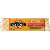 Napoli 1 lb. Spaghetti Pasta - 20/Case