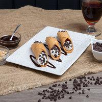 Vaccaro's Desserts Regular Cannoli Shells - 48/Case