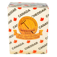 Old Quebec Vintage Cheddar 3 Years Aged Super Sharp Cheddar Cheese - 40 lb. Block