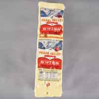 Pearl Valley Cheese Swiss Cheese - 8 lb. Solid Block