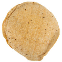 Father Sam's Bakery 12-Count 12 inch Light Sundried Tomato Tortilla Wraps - 6/Case