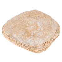 Father Sam's Bakery 12-Count 12 inch Honey Wheat Tortilla Wraps   - 6/Case