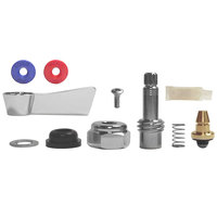 Fisher 2000-0005 1/2 inch Brass Faucet Check Stem Repair Kit (Left)