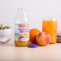 Nantucket Nectars 16 oz. Peach Orange Juice   - 12/Case