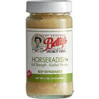 Pilsudski 5 oz. Betty's Hot Horseradish - 12/Case