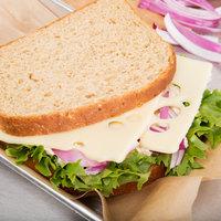 Guernsey's Gift Sandwich Cut Swiss Cheese - 8 lb. Solid Block