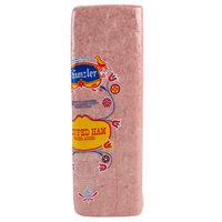Kunzler 6 Ib. Chopped Ham - 2/Case