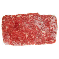 Levan Bros. 53-Count Case of 3 oz. Portions 100% Beef Steak Sandwich Slices - 10 lb.