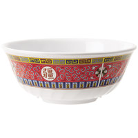 GET M-607-L Dynasty Longevity 32 oz. Fluted Bowl - 12/Case