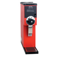 Bunn 22102.0001 2 HD 2 lb. Red Bulk Coffee Grinder