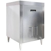 Servend 16-1321 25 1/8 inch x 25 1/8 inch Drop-In Beverage Dispenser Stand - Unassembled