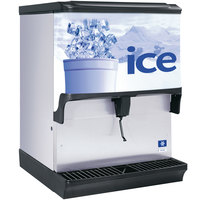 Servend 2705514 S250 Countertop Ice Dispenser - 250 lb. Ice Storage Capacity