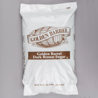 Golden Barrel 50 lb. Dark Brown Sugar