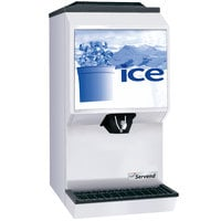 Servend 2706332 M90 Countertop Ice Dispenser - 90 lb. Ice Storage Capacity