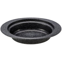 Bon Chef 5204 HotStone 2 Qt. Galaxy Color Full Size Oval Plain Design Food Pan