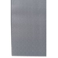 Cactus Mat 1025R-E3P Tredlite 3' Wide Gray Pebbled Vinyl Anti-Fatigue Mat - 3/8 inch Thick