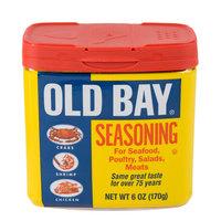 Old Bay 901410257 6 oz. Seasoning   - 8/Case