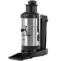 Robot Coupe J100 Juicer with Continuous Pulp Ejection - 120 V
