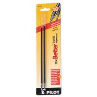 Pilot 77223 Red Ink Medium Point Ballpoint Stick Pen Refill   - 2/Pack