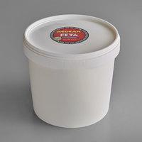 Aegean Feta Cheese 8 lb. Tub