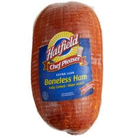 Hatfield 11 lb. Fully Cooked Extra Lean Boneless Ham