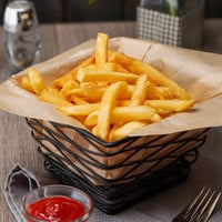 Colony Lane 5 lb. 3/8 inch Straight Cut French Fries - 6/Case
