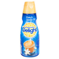 International Delight 32 oz. French Vanilla Coffee Creamer   - 12/Case