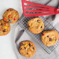 David's Cookies 1.5 oz. Preformed M&M's® Chocolate Chip Cookie Dough - 20 lb.