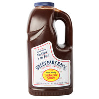 Sweet Baby Ray's 1 Gallon Barbecue Sauce - 4/Case