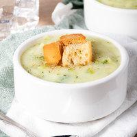 Chef Francisco 4 lb. Condensed Old Fashioned Cream of Broccoli Soup - 4/Case