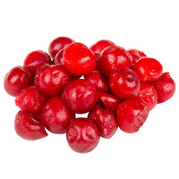 40 lb. IQF Frozen Pitted Red Tart Cherries