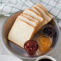 European Bakers 24-Slice White Bread Loaf - 10/Case
