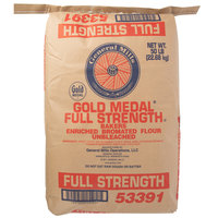 General Mills Gold Medal 50 lb. Unbleached Full Strength Flour