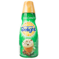 International Delight 32 oz. Irish Creme Cafe Coffee Creamer   - 6/Case