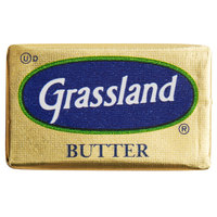Grassland 200-Count Salted Grade AA Foiled Butter Chips - 4.25 lb.