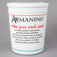 Armanino 30 oz. Tub Roasted Red Bell Pepper Pesto - 3/Case