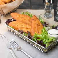 High Liner Foods 3 oz. Wild Caught Western Battered Cod Fillets - 10 lb.