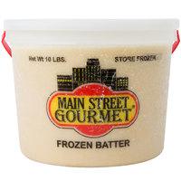 Main Street Gourmet 10 lb. Rich Corn Muffin Batter   - 2/Case