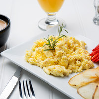 Papetti's Froze'n Ready 5 lb. Frozen Liquid Traditional Cook-In-Bag Scrambled Eggs - 6/Case