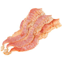 Hatfield Heat 'N Serve Fully Cooked Bacon - 300/Case
