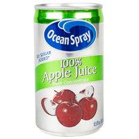 Ocean Spray 5.5 oz. Apple Juice - 48/Case
