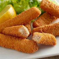 High Liner Foods 10 Ib. Precooked Whole Grain Breaded 1 oz. Pollock Fish Sticks